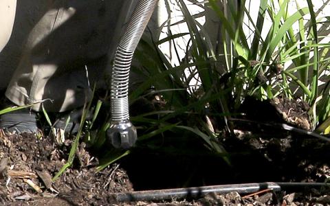 $101 Off Sewer Line Evalution
