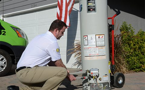 $89 Water Heater Flush and Tune-Up