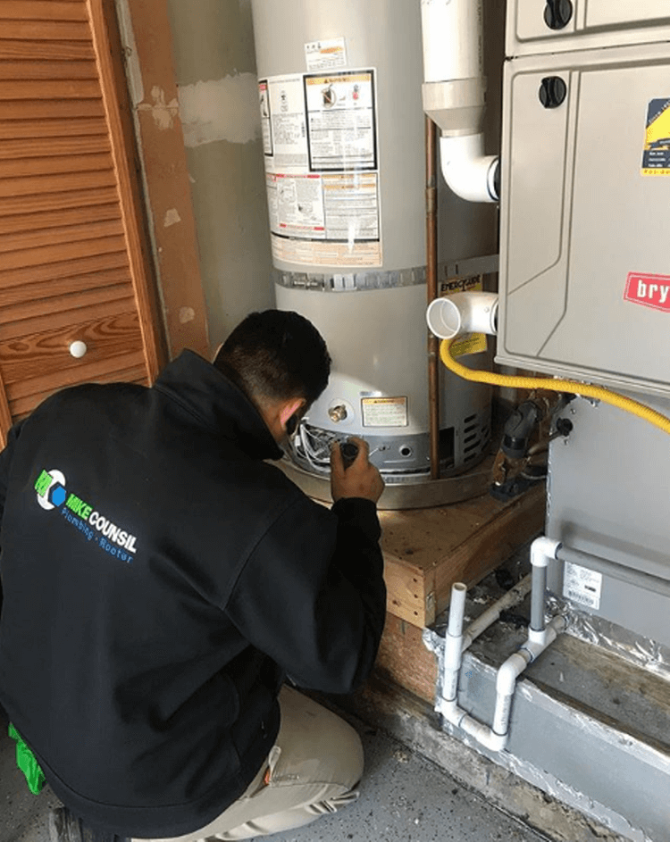 Water Heater Blanket Installation in San Jose