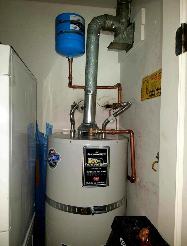 Secure Your Water Heater In Case Of An Earthquake Mike