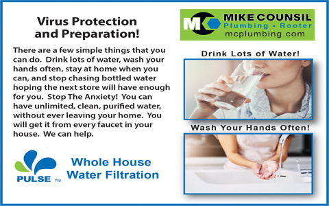 $101 OFF Whole House Water Filtration